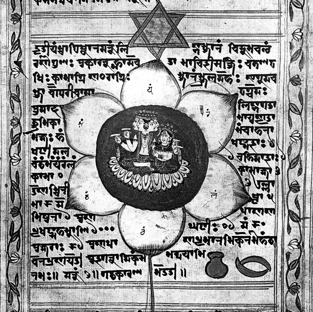 Chakra #3 - Svādhiṣṭhāna ('Her Favorite Locale'). Location: genitals. Mātṛkā Goddesses: 6.