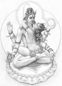 Amriteshvara - the 'Deathless Nectar of the Divine'  by Ekabhumi.