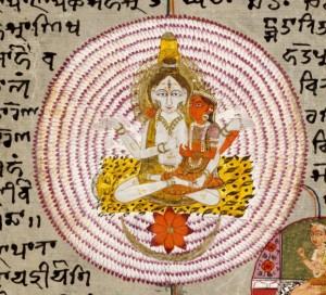 Sahasra-dala, 'Lotus of 1,000 Petals'